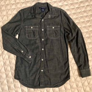 OLD NAVY Denim-like Shirt